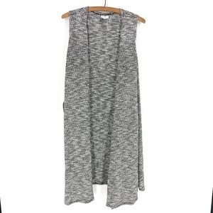 🌈3/22 Lularoe | Knit Duster Vest Joy Sz L
